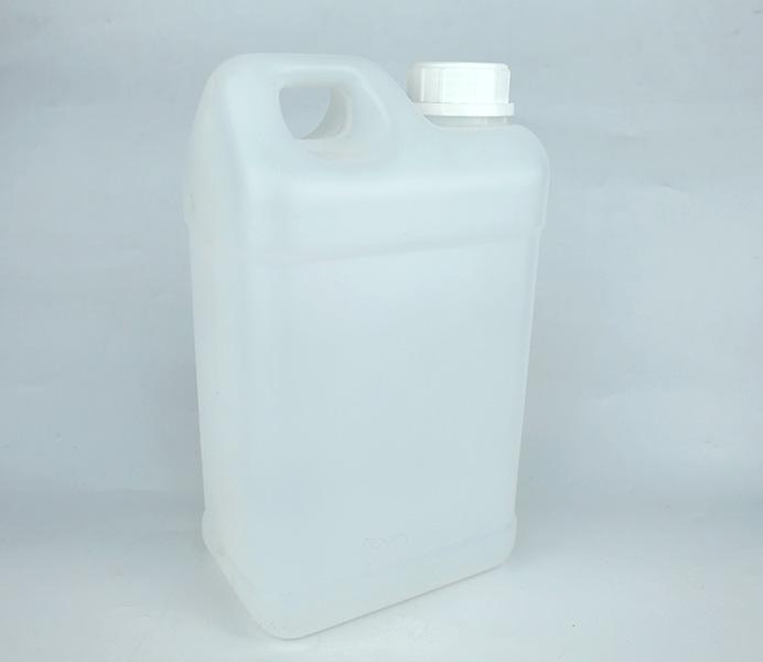 2.5L HDPE square bottle for Oral Solution-52250
