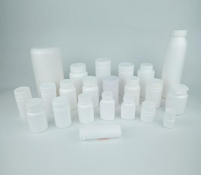 120mL Standard HDPE Pharma Container-50120