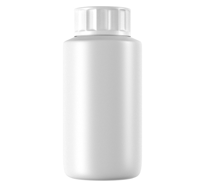 190mL Standard HDPE Pill Container-44190