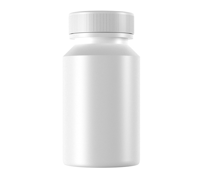 100mL HDPE  Bottle for Capsule or Tablet-49100