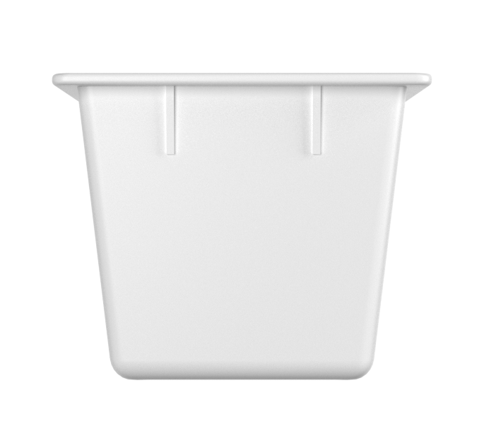 55mL HDPE Trapezoid Pill Container-32055