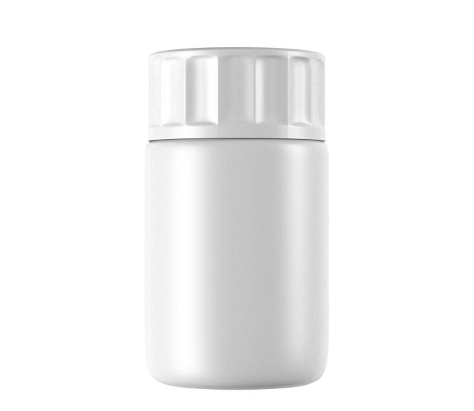 60mL Standard HDPE  Tablet Bottle-45060
