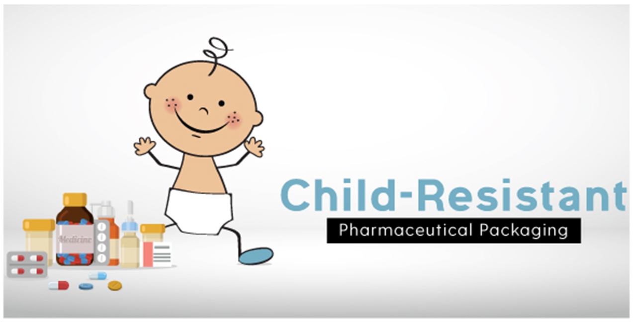 Keep Your Child Safe With Child-Resistant Pharmaceutical Packaging